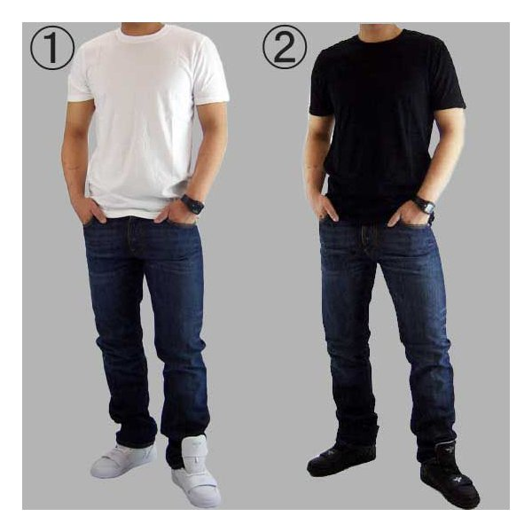 ヌーディージーンズ ジョーンジョン S/S Tシャツ Nudie Jeans JOHNJONH S/S TEE|cio|02