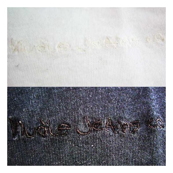 ヌーディージーンズ ジョーンジョン S/S Tシャツ Nudie Jeans JOHNJONH S/S TEE|cio|03