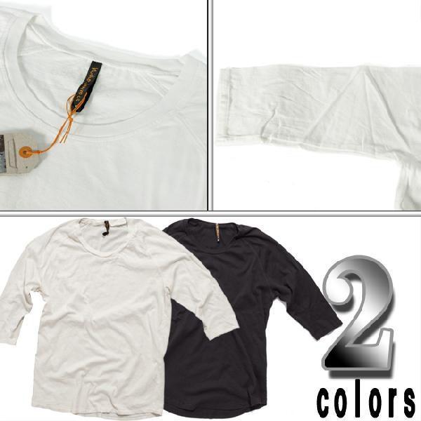ヌーディージーンズ Q/S Tシャツ クォータースリーブティー オフホワイト Nudie Jeans Q/S T-Shirt Quarter Sleeve Tee Offwhite|cio|03