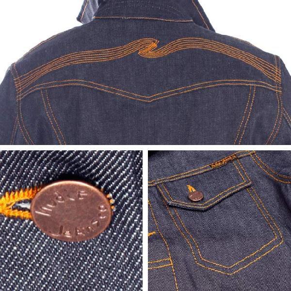 ヌーディージーンズ コニー オーガニック ドライ Nudie Jeans Conny Organic Dry|cio|03