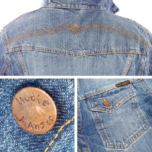 ヌーディージーンズ コニー オーガニック ライトビンテージ Nudie Jeans Conny Organic Light Vintage|cio|03