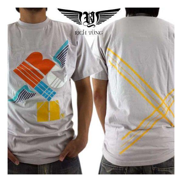 【SALE】リッチヤング ビルディングブロックス S/S Tシャツ シルバーグレー RICH YUNG BUILDING BLOCKS S/S TEE Silver Gray|cio