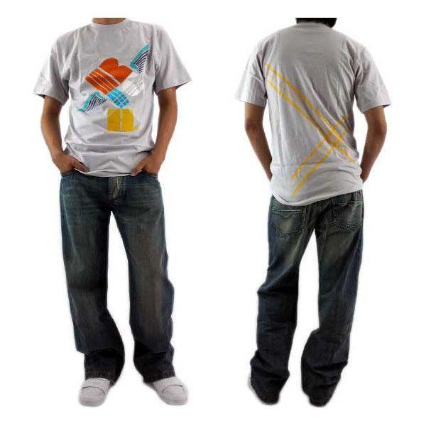 【SALE】リッチヤング ビルディングブロックス S/S Tシャツ シルバーグレー RICH YUNG BUILDING BLOCKS S/S TEE Silver Gray|cio|02