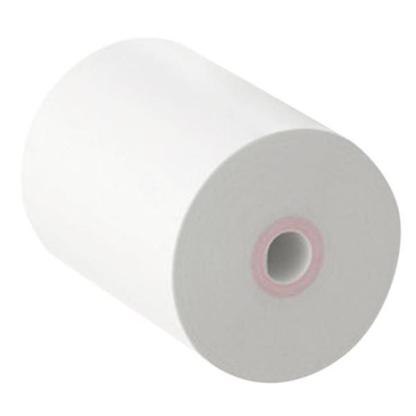 ティーピーピー 感熱式 チケット レシート キッチン ロール紙 感熱紙 G5840 ホワイト 58×40mm コアレス 巻長19m 100巻入 TPP Thermal Paper Roll|cio