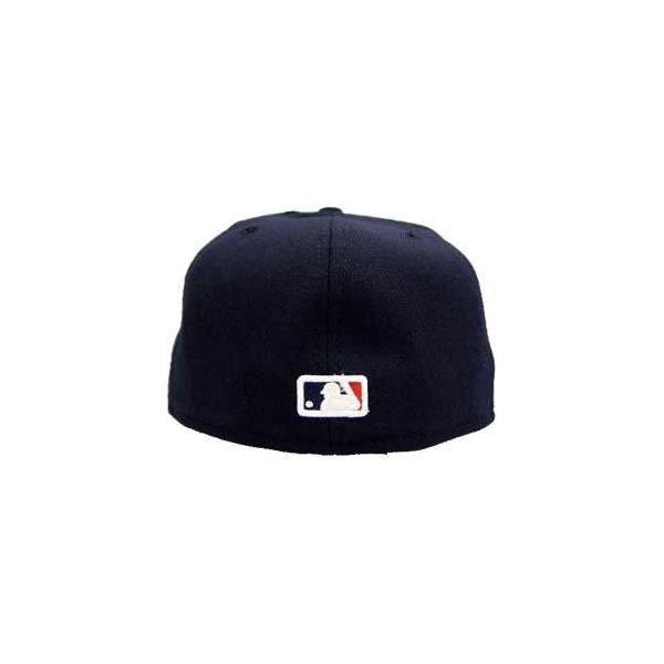 ニューエラ キャップ アンダーバイザー ニューヨークヤンキース ブルックリン ネイビー New Era Cap UNDER VISOR New York Yankees BROOKLYN|cio|03