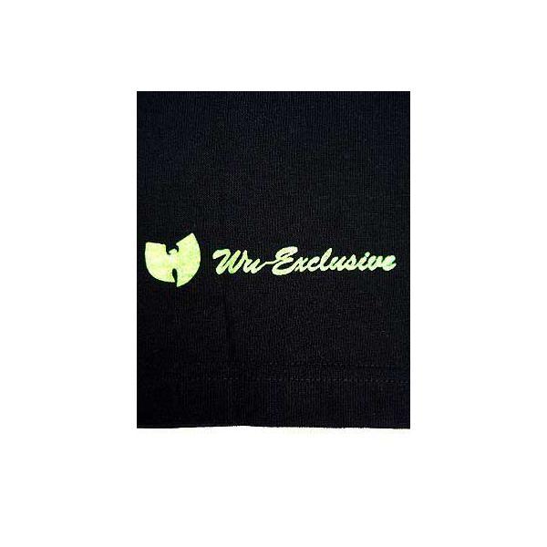 【SALE】WU-EXCLUSIVE WEX07SS01 S/S TEE BLACK ウーエクスクルーシブ WEX07SS01 S/S Tシャツ ブラック|cio|04