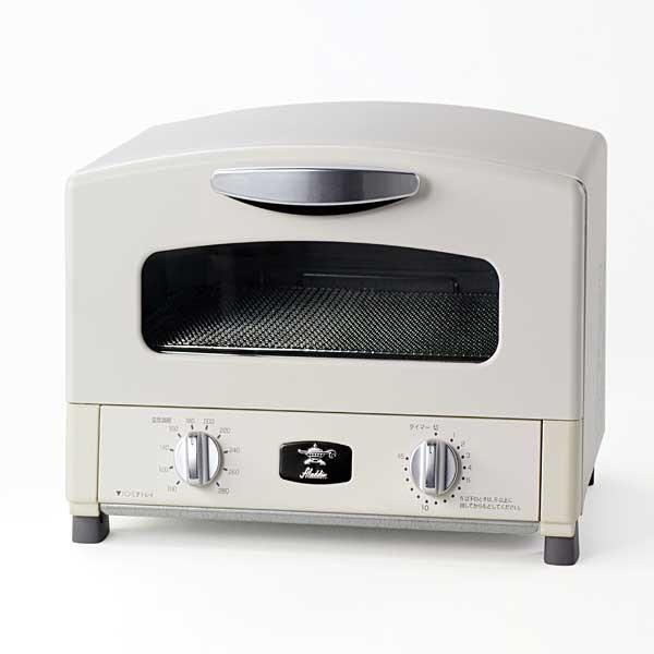 アラジン Aladdin グリル&トースター Graphite Grill & Toaster AGT-G13A(W) ホワイト 【送料無料】 citron-g 02