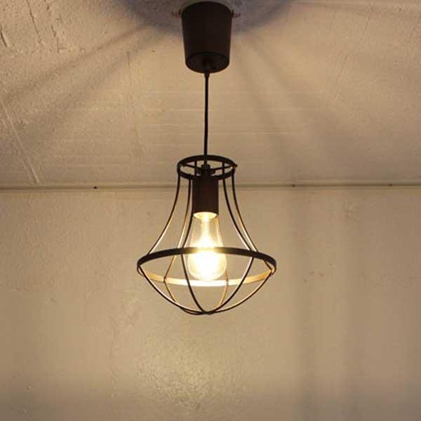 ディクラッセ DI CLASSE ペンダントランプ Pendant Lamp ジェンマ スモール Gemma Small LED球 アンティークゴールド LP3090GD |citron-g|02
