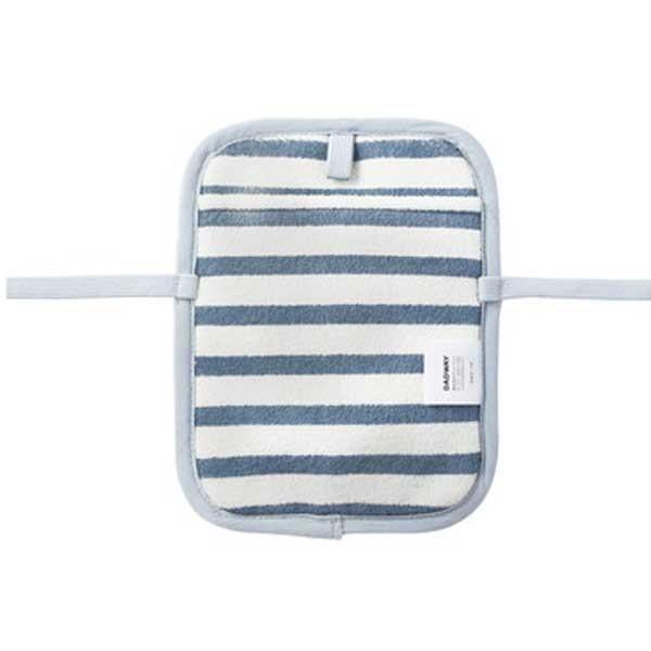 Baby Hopper ベビーホッパー 保冷保温ポーチ シングル ブルーストライプ BCBH00507 |citron-g|02