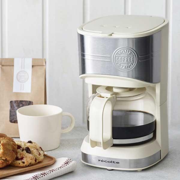 recolte レコルト Home Coffee Stand ホームコーヒースタンド ホワイト RHCS-1(W) |citron-g