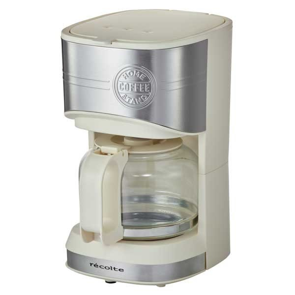 recolte レコルト Home Coffee Stand ホームコーヒースタンド ホワイト RHCS-1(W) |citron-g|02