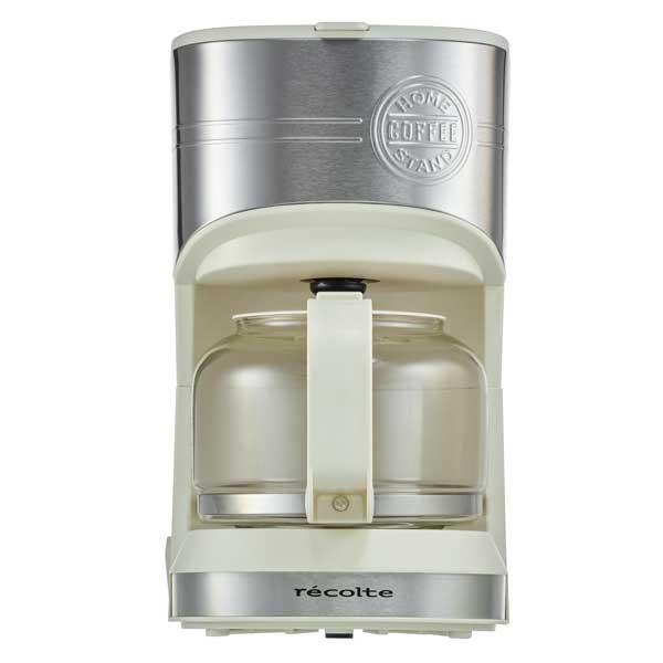 recolte レコルト Home Coffee Stand ホームコーヒースタンド ホワイト RHCS-1(W) |citron-g|04