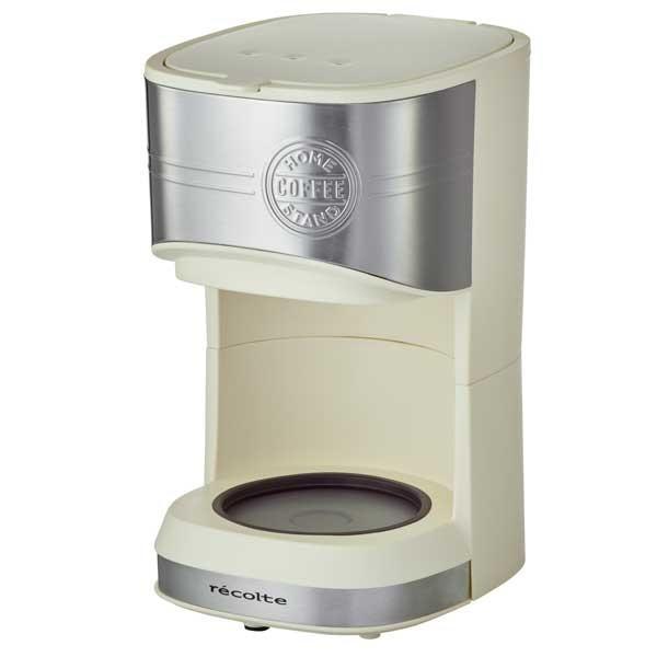 recolte レコルト Home Coffee Stand ホームコーヒースタンド ホワイト RHCS-1(W) |citron-g|05
