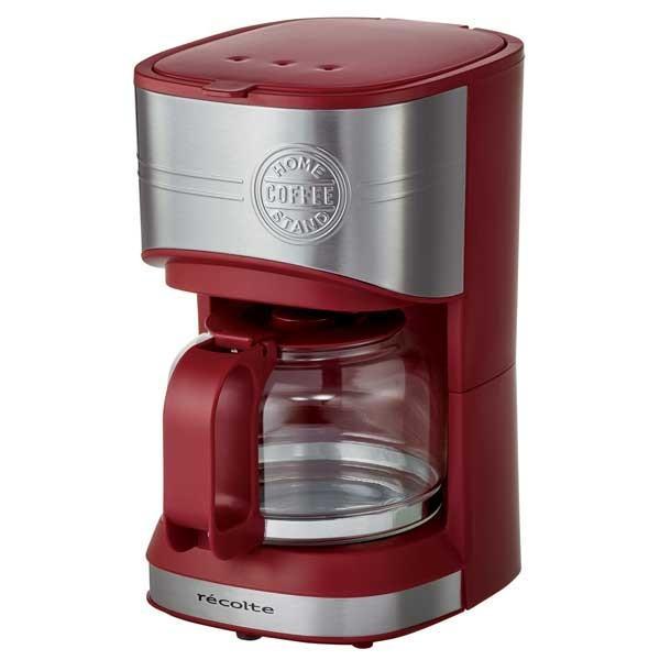 recolte レコルト Home Coffee Stand ホームコーヒースタンド レッド RHCS-1(R)  citron-g 02