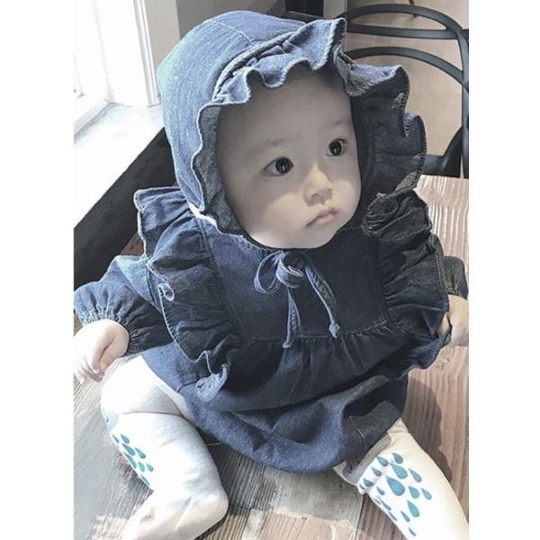 赤ちゃん 冬 服