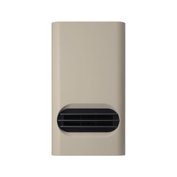 送料無料 プラスマイナスゼロ ±0 加湿セラミックファンヒーター プラマイゼロ XHH-X210-C ベージュ 電気ファンヒーター