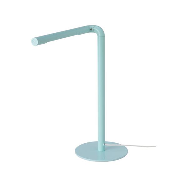 IKEA イケア LEDワークランプ ライトブルー 90345696 BACKLUNDA|clair-kobe
