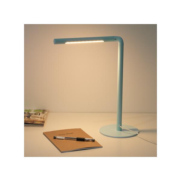 IKEA イケア LEDワークランプ ライトブルー 90345696 BACKLUNDA|clair-kobe|02