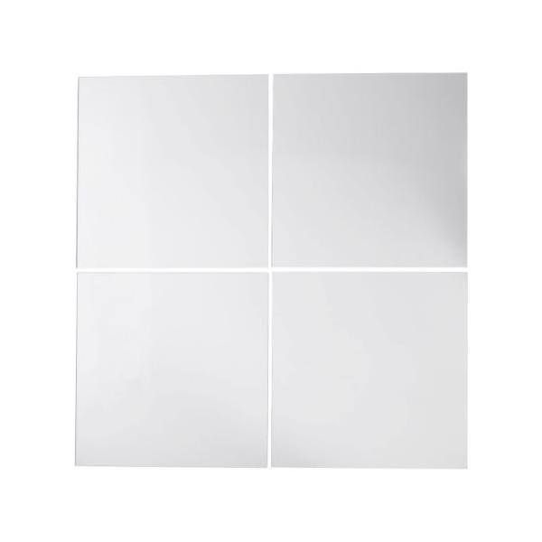 IKEA イケア ミラー 4 ピース a10172816 LOTS|clair-kobe