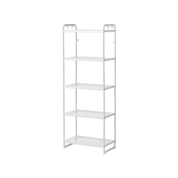 IKEA イケア シェルフユニット 棚 ホワイト a60247904 MULIG clair-kobe 02
