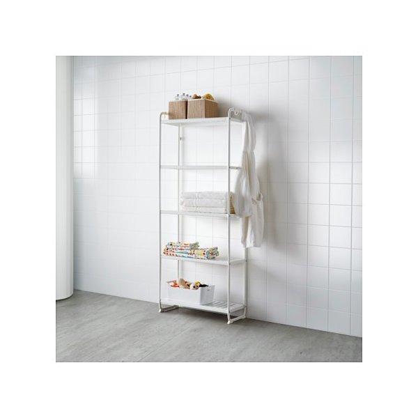 IKEA イケア シェルフユニット 棚 ホワイト a60247904 MULIG clair-kobe 03