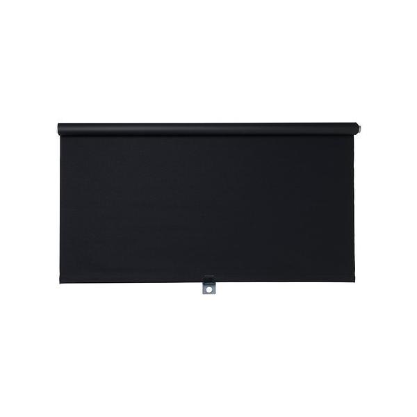 IKEA イケア 遮光ローラーブラインド ブラック 80x195cm d40349319 TUPPLUR|clair-kobe