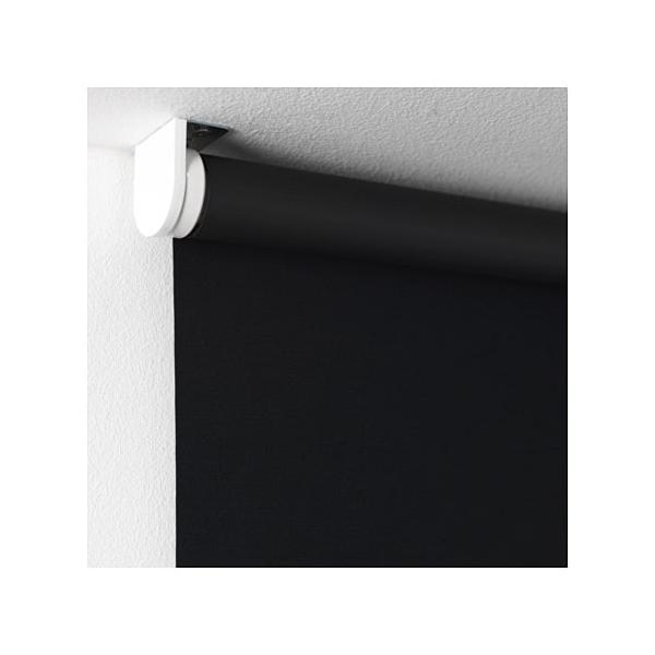 IKEA イケア 遮光ローラーブラインド ブラック 80x195cm d40349319 TUPPLUR|clair-kobe|03