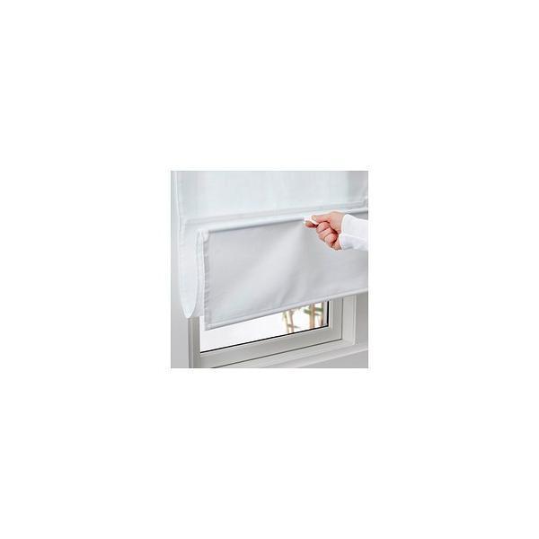 IKEA イケア ローマンブラインド ホワイト 120x160cm d60264205 RINGBLOMMA|clair-kobe|04