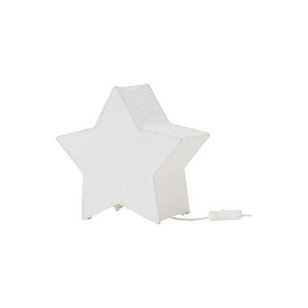 IKEA イケア STRALA テーブルランプ 星形 ホワイト n10444092