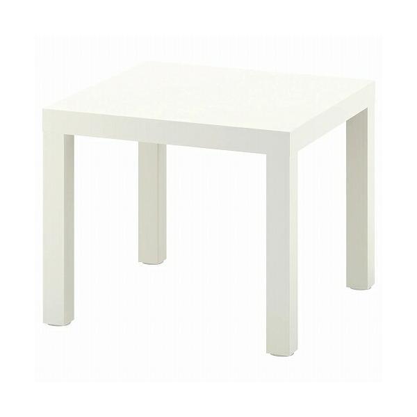 IKEAイケアサイドテーブルホワイト白55x55cmn10449909LACK
