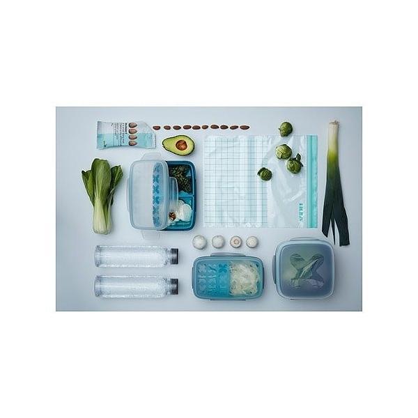 IKEA イケア フリーザーバッグ プラスチック袋 2サイズセット ISTAD v0910|clair-kobe|09