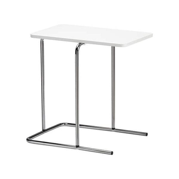 IKEAイケアRIANリーアンサイドテーブルホワイト白50x30cmz70393513