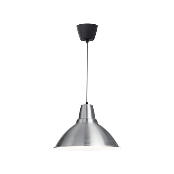IKEA イケア ペンダントランプ アルミニウム 38cm z90390636 FOTO