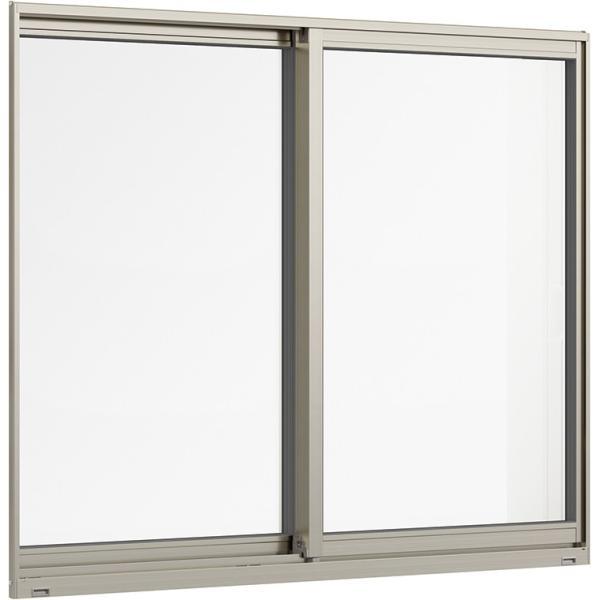 サーモスL引き違い2枚建てLow-E複層ガラス仕様08305W:870mm×H:570mmアルミ樹脂複合LIXILリクシルTOS