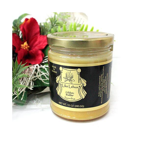 ハワイ お土産 フルーツバター リコレフア Liko Lehua リリコイバター マンゴーバター 6oz 191.4g|clara-hawaii