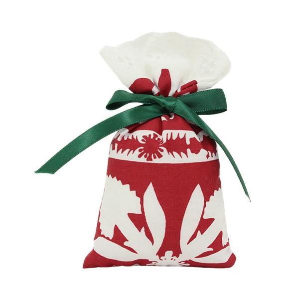 ハワイ 雑貨 OLIVIA COLLECTION ハワイアン サシェ ハワイアンキルト ホリデーシナモンスパイス オリビアコレクション 3個セット ハワイの香り|clara-hawaii|02