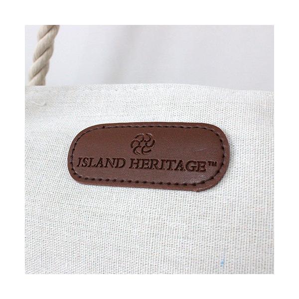 バッグ レディース トート 普段使い 旅行 Island Heritage ロープハンドルビーチトートバッグ アロハパイナップル 可愛い おしゃれ ハワイアン雑貨 clara-hawaii 07