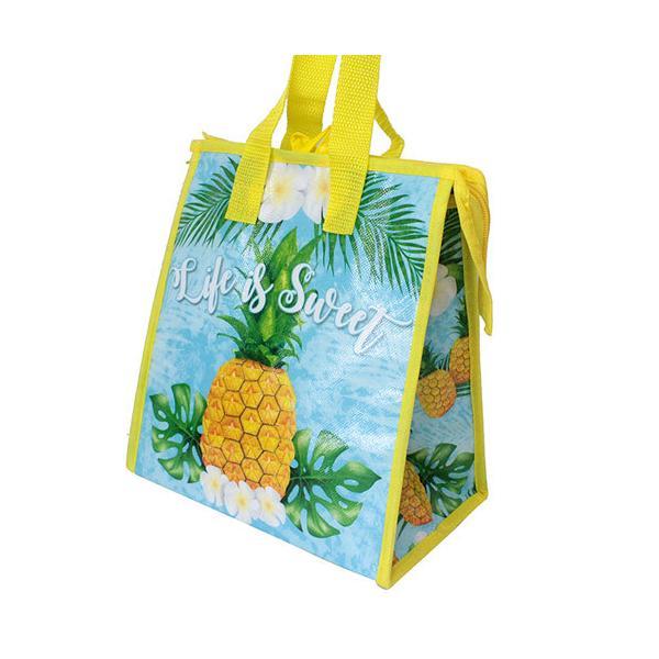 ハワイアン雑貨 保冷バッグ おしゃれ ランチバッグ ハワイ スモール ランチバッグ ライフイズスイート Island Heritage ネコポス 送料無料