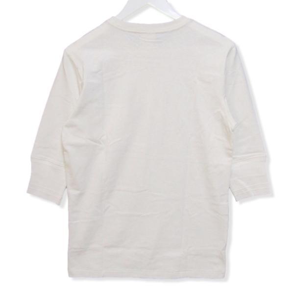 未使用 GLADHAND グラッドハンド 5分袖Tシャツ GLADHAND-16 クルーネック 無地 コットン Tee ホワイト 白 S タグ付き メンズ  中古 27003787|classic|02