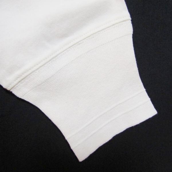 未使用 GLADHAND グラッドハンド 5分袖Tシャツ GLADHAND-16 クルーネック 無地 コットン Tee ホワイト 白 S タグ付き メンズ  中古 27003787|classic|04