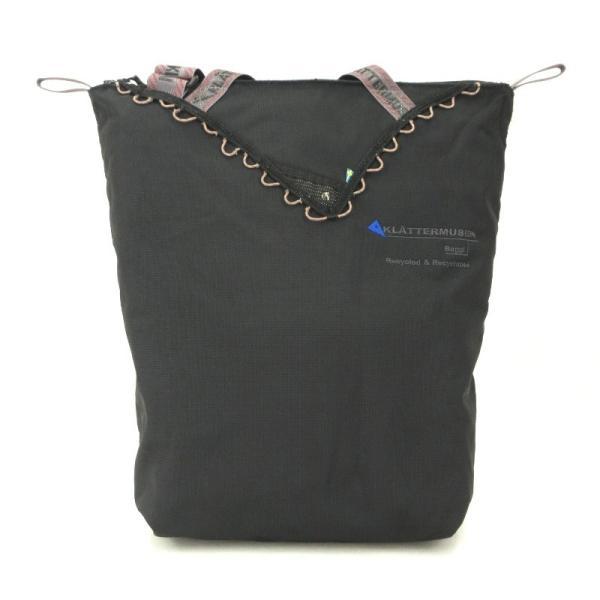 KLATTERMUSEN クレッタルムーセン トートバッグ Baggi 2WAY バギー ショルダーバッグ ブラック 黒  バッグ 鞄  中古 90000257|classic|02