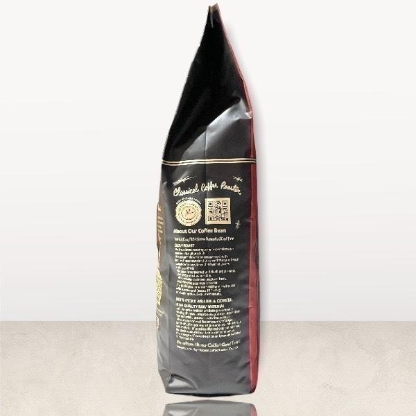 コーヒー 珈琲 コーヒー豆 2kg プレミアム ブレンド コーヒー 1.1lb 500g 4個セット 豆 or 挽|classicalcoffee|02