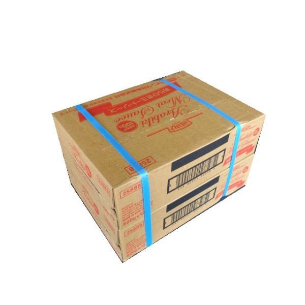 ミートソース HEINZ ハインツ あらびきミートソース  2号缶 820g×12×2(2ケース)