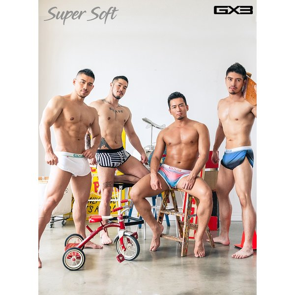 GX3/ジーバイスリー SUPER SOFT スーパートランクス|cleaclea|02