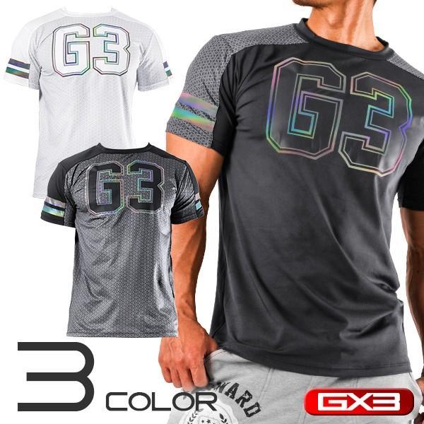 GX3/ジーバイスリー SPORTS air ロゴ Tシャツ cleaclea
