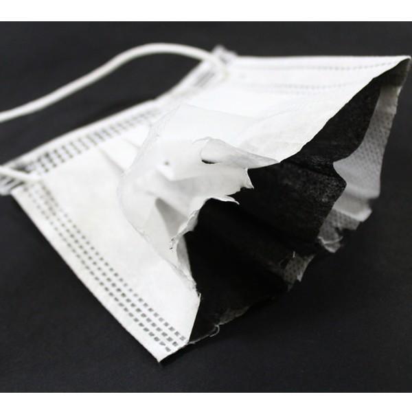 活性炭マスク 10枚入り 使い捨て 四層 炭マスク マスク 激安マスク ユニセックス|clearpack|02