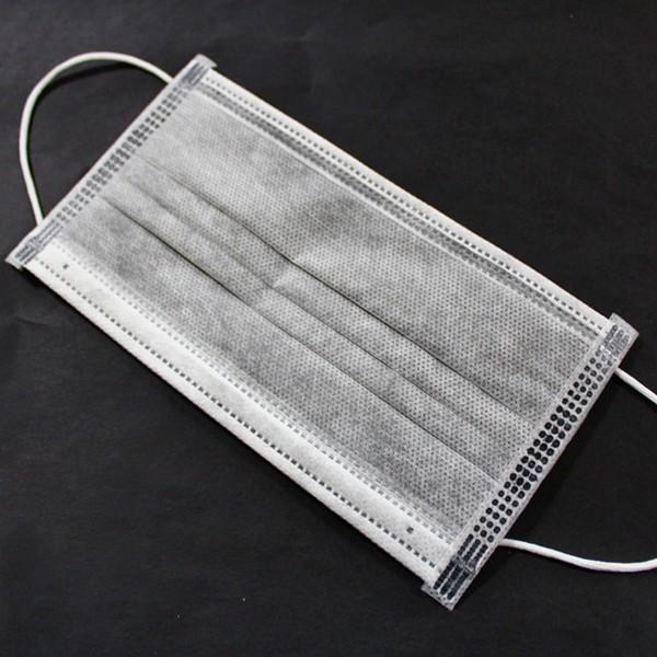 活性炭マスク 10枚入り 使い捨て 四層 炭マスク マスク 激安マスク ユニセックス|clearpack|03
