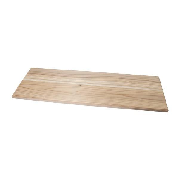 無垢のウッドシェルフボード W60cmxD20cm×厚み1.5cm