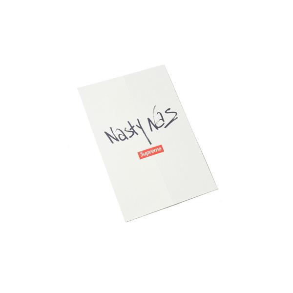 Supreme シュプリーム NAS STICKER ナズ ステッカー|clickstarwaks|03