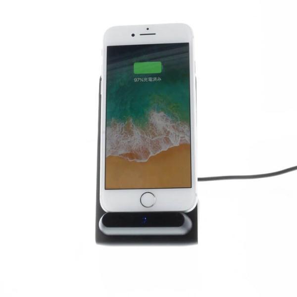 Qi チー ワイヤレス充電器 WiDock iPhone8 iPhone8Plus iPhonex スマートフォン スマホ ワイヤレス 宅配便送料無料|clicktrust|04